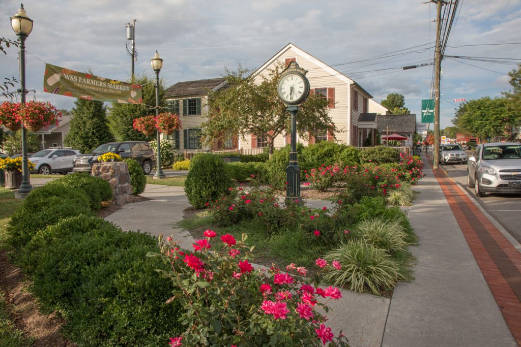 Main Street White Sulphur Springs.