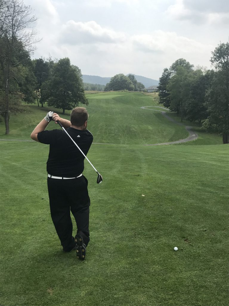 The PenCo Golf Classic is held annually in Pendleton County.