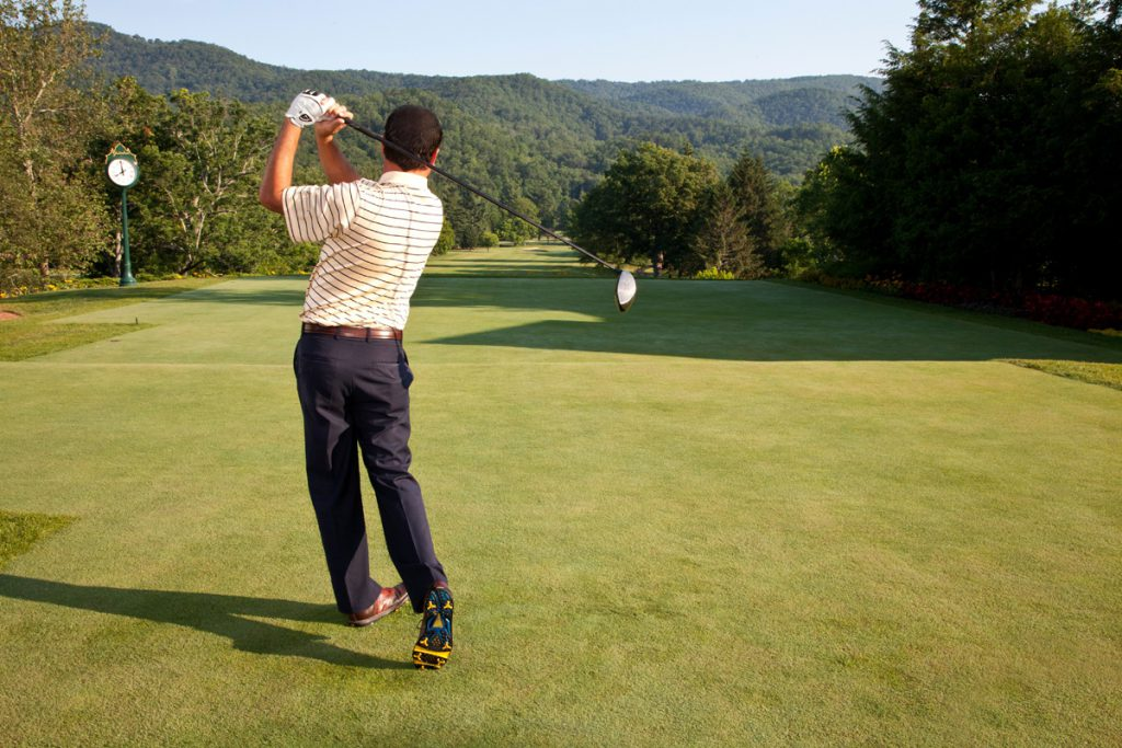 White Sulphur Springs was home to the Greenbrier Classic which was featured on the PGA Tour beginning in 2010.