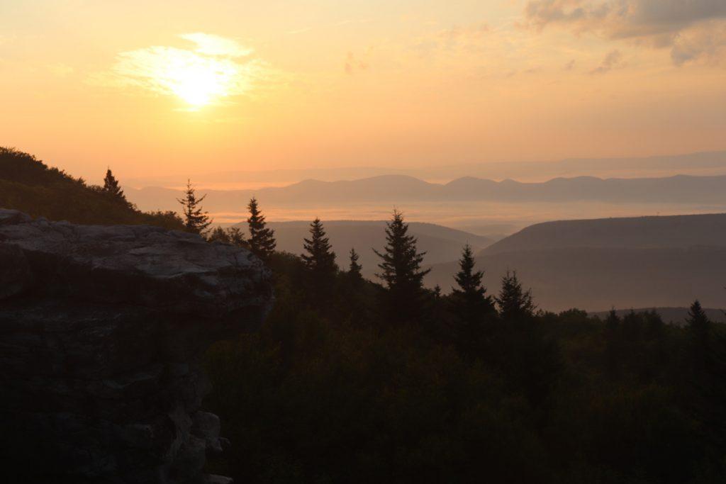 Petersburg Mountains